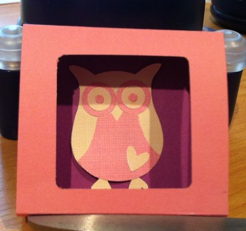 Owl box closed by Christine