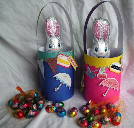 Easter Baskets by Debbie