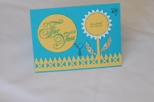 For You Birthday Card - Lyn
