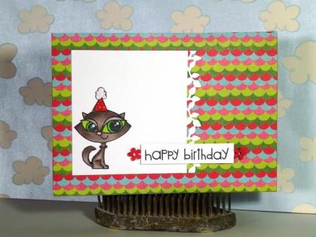 Happy Birthday by Tara