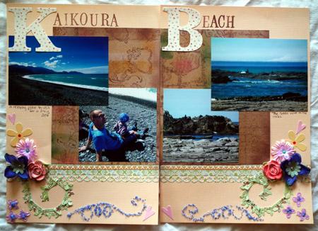 Kaikora Beach - Debbie  Lacy Doubles - Ivy League Punches