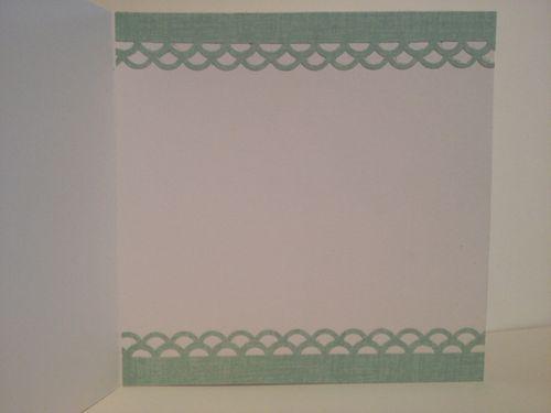 Happy Birthday - Pauline (inside of card)